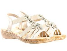 Дамски сандали, 62860bj