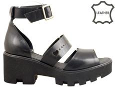 Дамски сандали, 48136ch