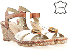 Дамски сандали, 6752bk