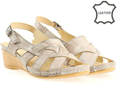 Дамски сандали, k1363sv