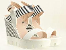 Дамски сандали, 157170b