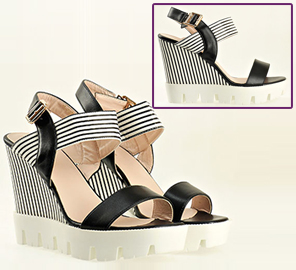 Zebra-online - Дамски сандали / 157170ch