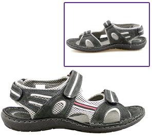 Zebra-online - Мъжки сандали / 71160ch
