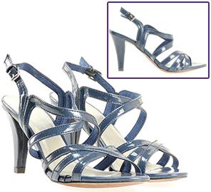 Zebra-online - Дамски сандали / 228383ls